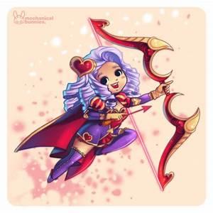 Heartseeker Ashe by jennduong on DeviantArt