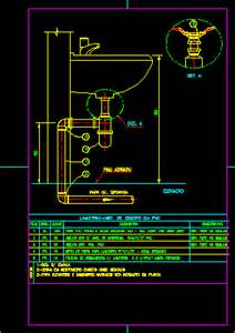 kitchen faucet water detail of wash basin installation in autocad drawing bibliocad