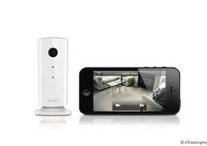 iPhone Home Security Camera Systems Wireless
