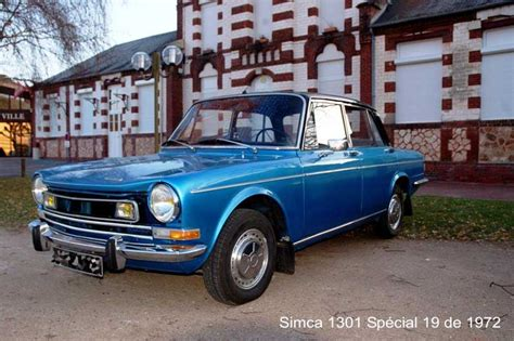 Talbot Simca spécifications techniques et économie de ...