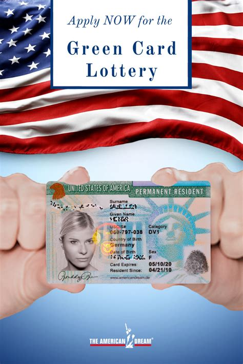 As soon as the immigration authorities have reviewed and approved the application, a consular processing (or. Apply now for the DV-Lottery and win a Green Card | Lottery, Green cards, How to apply