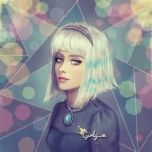 M Girly Drawings