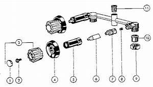 Peerless 9713 Plumbing Parts