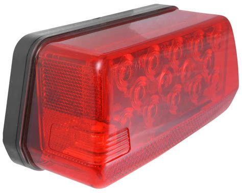 Led Submersible Trailer Lights by Wraparound Led Light For Trailers 80 Quot 8