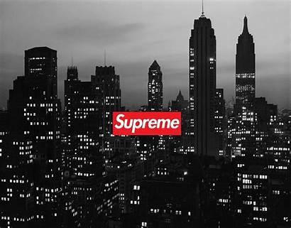 Supreme Desktop Wallpapers Background Computer Backgrounds
