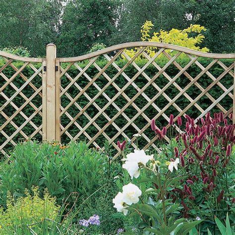 garden border fence choosing garden border fencing outdoor decorations