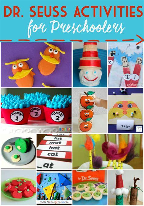 dr seuss activities for preschoolers elemeno p 885 | Dr.Seuss Title