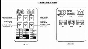 2003 Ford Windstar Fuse Box Layout  U2022 Wiring Diagram For Free