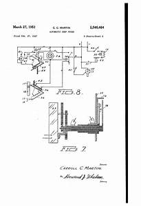 Patent Us2546464 - Automatic Deep Fryer