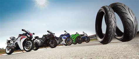 Bridgestone Launches New Motorcycle Tire Line