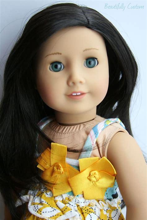 images  custom american girl dolls  pinterest