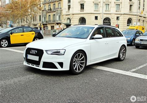 Audi Rs4 2014 In Depth Review Interior Exterior