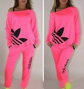Adidas Adidas tracksuit and Neon on Pinterest