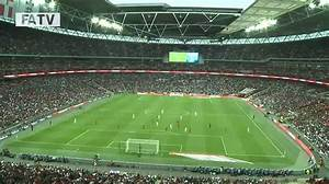 Watch Wembley transform from football to Carl Froch's ...