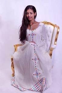 Ethiopian Traditional Clothes Dresses