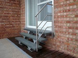 Escalier 4 Marches : spirwill ext escalier ext rieur en aluminium ~ Melissatoandfro.com Idées de Décoration