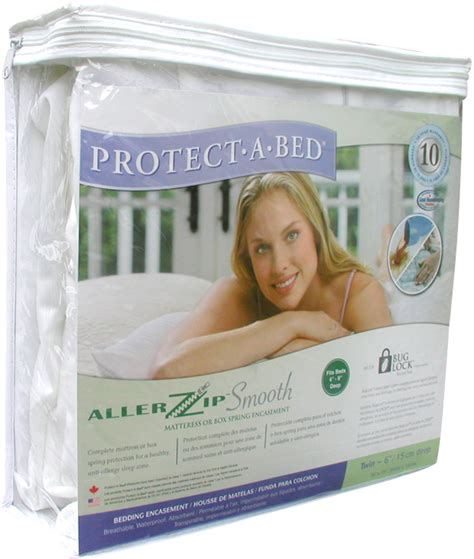 Protect A Bed Allerzip by Bed Bug Mattress Cover Encasement King Size