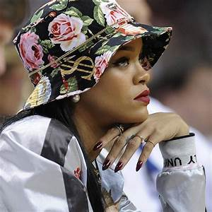 Get The Look: Rihanna's Oxblood Nails - Haus of Rihanna