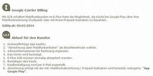 O2 Rechnung Ansehen : e plus google play k ufe via prepaid guthaben oder ~ Themetempest.com Abrechnung