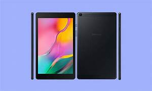 Samsung Galaxy Tab A 8 0 2019 Gets One Ui 2 1  Android 10