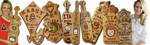 Fraternity paddles sorority paddles greek paddles and for Greek letters paddles store
