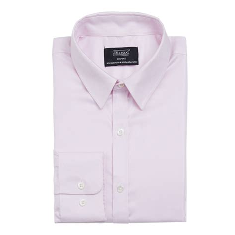 Light Pink Shirt Dress by High Quality Bespoke Dress Shirts