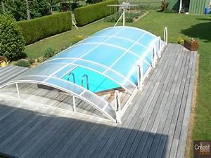 Bois Pour Terrasse Piscine : terrasse bois avec abri pour piscine rilhac rancon haute ~ Edinachiropracticcenter.com Idées de Décoration