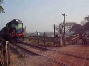 Chugging Secunderabad Machilipatnam Express - YouTube