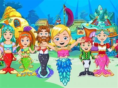 Mermaid Town Games Wonderland Play Trailer