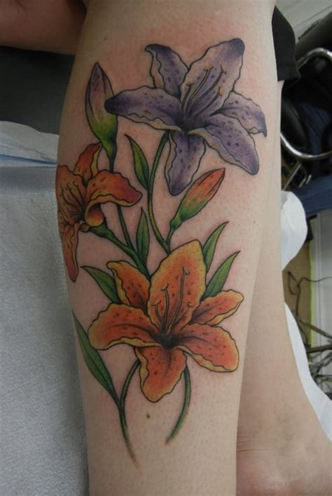 small flower tattoos meanings ultimate guide october  part