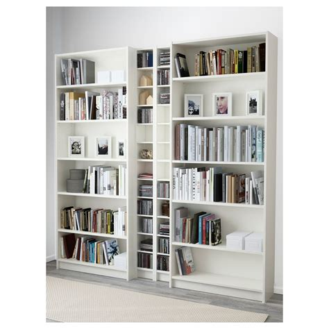 Librerie Ikea Billy by Billy Gnedby Bookcase White In 2019 Crafty Space