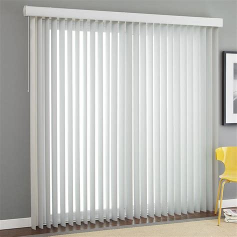 Vertical Window Blinds by 3 189 Quot Premium Smooth Vertical Blinds