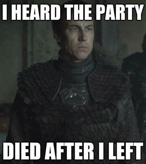 Games Of Thrones Meme - the funniest memes from game of thrones season three