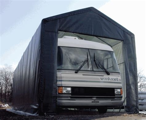 rhino shelter portable rv boat garage