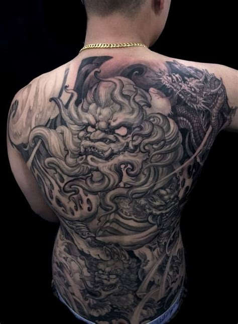 asian style tattoos chronic ink