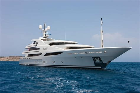 Mak Yacht by Benetti S St David Superyacht Will Make Your Day