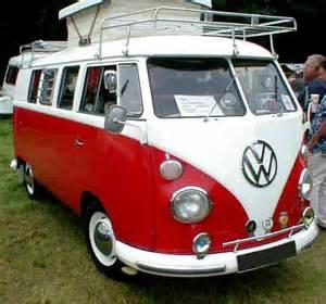 Vintage VW Cars Camper