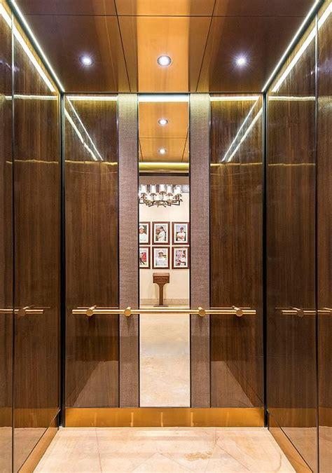 levele  elevator interior  customized panel layout