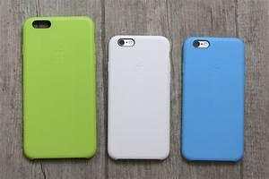 Coque Iphone 6 Rose Poudré : test des coques apple en silicone et en cuir pour iphone 6 et iphone 6 plus igeneration ~ Teatrodelosmanantiales.com Idées de Décoration