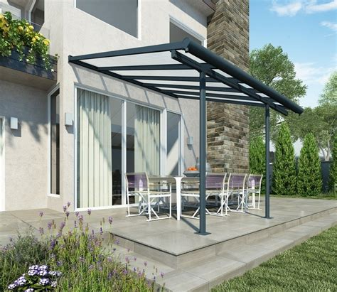 palram 3m lean to patio cover gardensite co uk