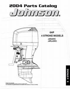 2004 Johnson Evinrude 6hp 4