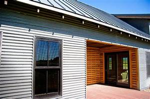 corrugated metal siding for industrial outdoor decorations With commercial metal siding panels