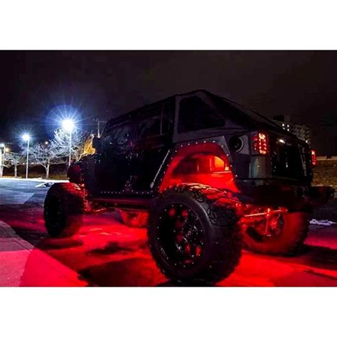 Light Rock by Jeep Wrangler Yj Tj Jk Jl Rock Lights Amoffroad Free