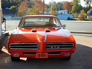Carousel Red 1969 Pontiac Gto  U0026 39 The Judge U0026 39