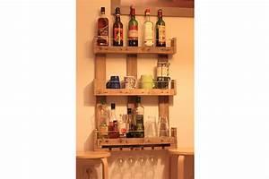 Etagere Murale De Cuisine : etagere cuisine palette ew16 jornalagora ~ Teatrodelosmanantiales.com Idées de Décoration