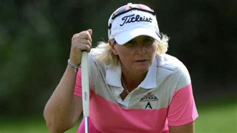 Golfer Becky Morgan Still Aims For The Top Aged 40