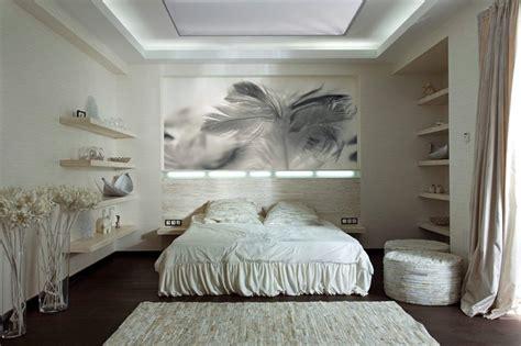 tableau chambre à coucher chambre à coucher moderne 50 idées design