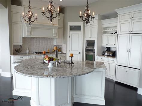 circular kitchen island pleasing 70 kitchen island design inspiration of