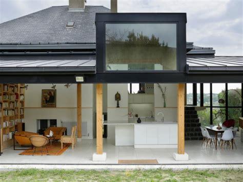 extension cuisine sur jardin une extension en rez de jardin qui s 39 ouvre sur 9 mètres de
