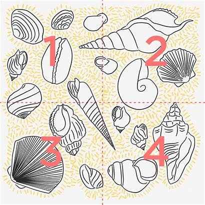 Repeating Pattern Ways Drawing Cut Easy Paper